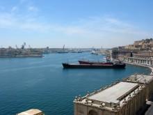 Barriera wharf