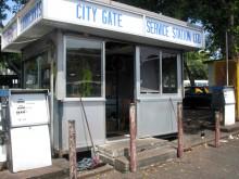City Gate service station