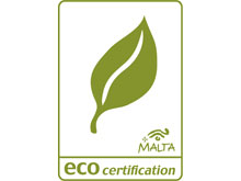 Eco certification logo
