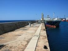 Marsaxlokk breakwater