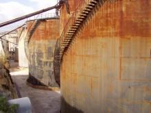 Ricasoli oil tanks