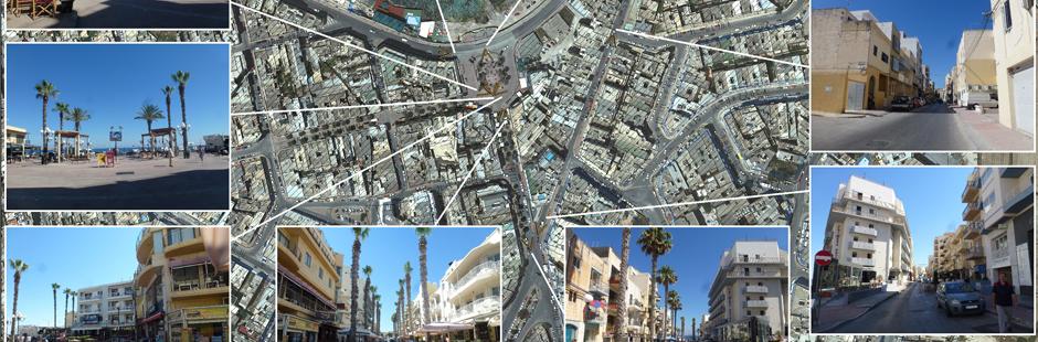 Urban design study