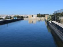 Triq Garibaldi reservoir
