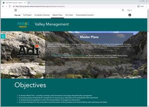 Parks website